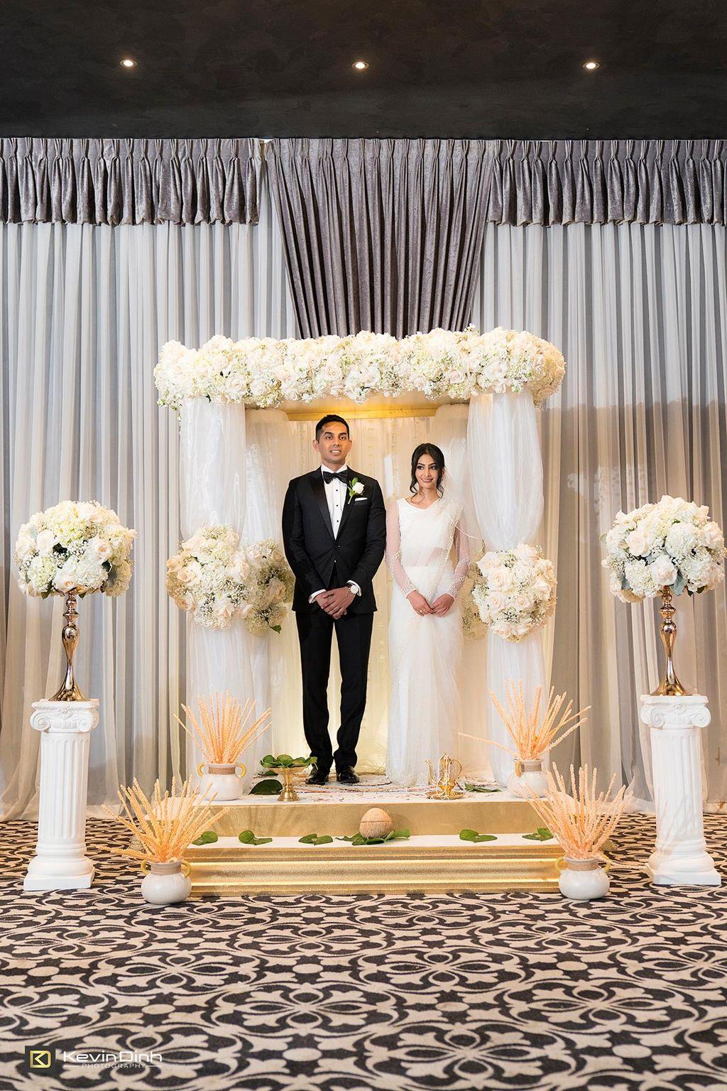 Melissa and Lucky's Wedding