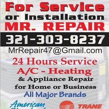 Avatar for Mr. Repair AC Inc Orlando, FL Thumbtack