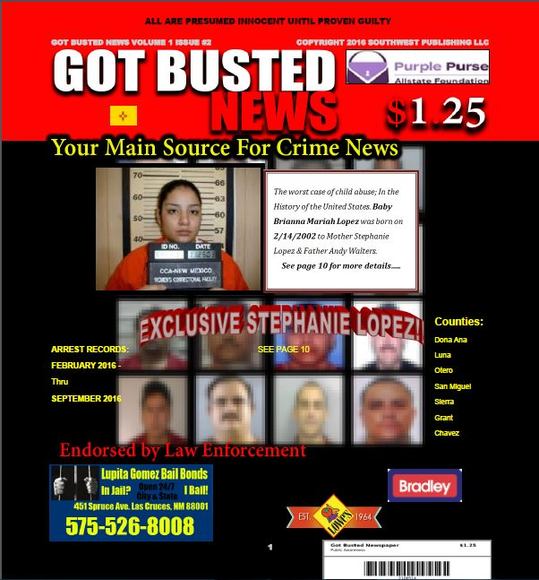 Got Busted News