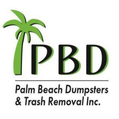 Avatar for Palm Beach Dumpsters & Trash Removal INC