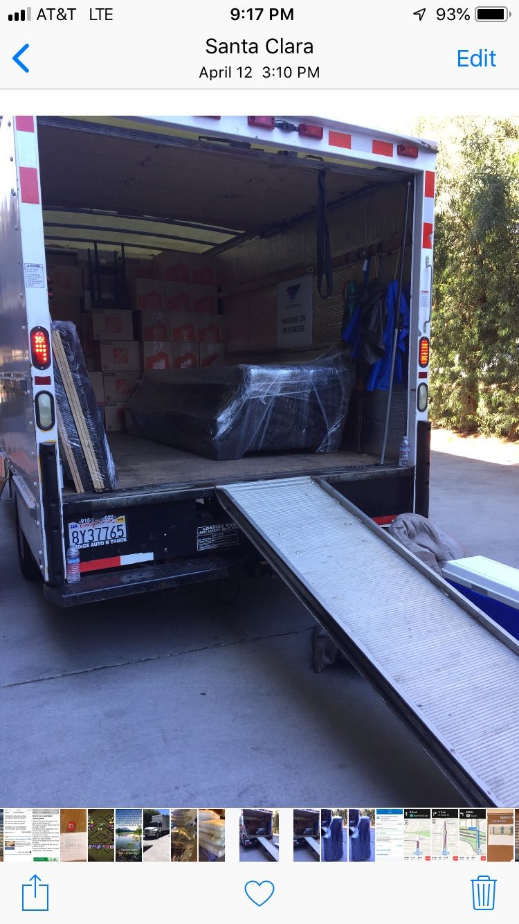 RJ moving services