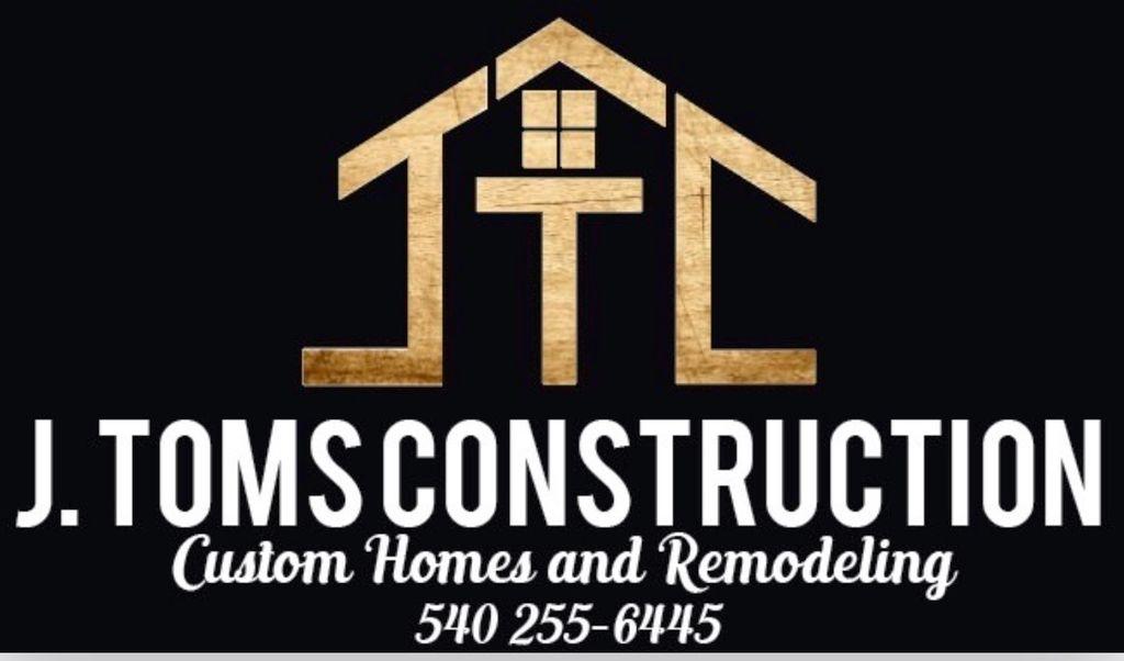 J.Toms Construction