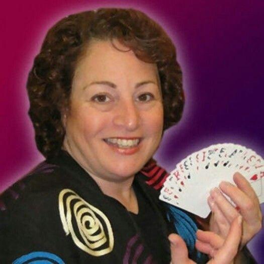 Atlanta Magician & Mentalist 💥 Debbie Leifer