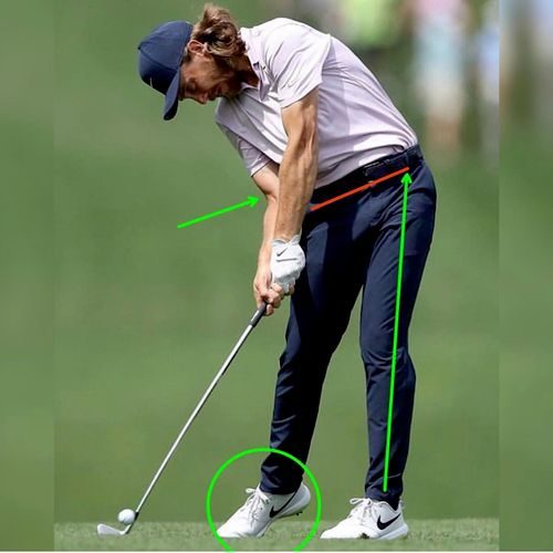 Learn skill and see your contact, start lines and trajectory improve. No one size fits all method. -GLG