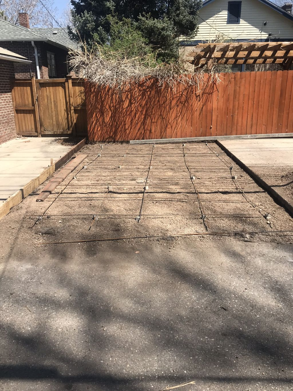 Driveway Extension