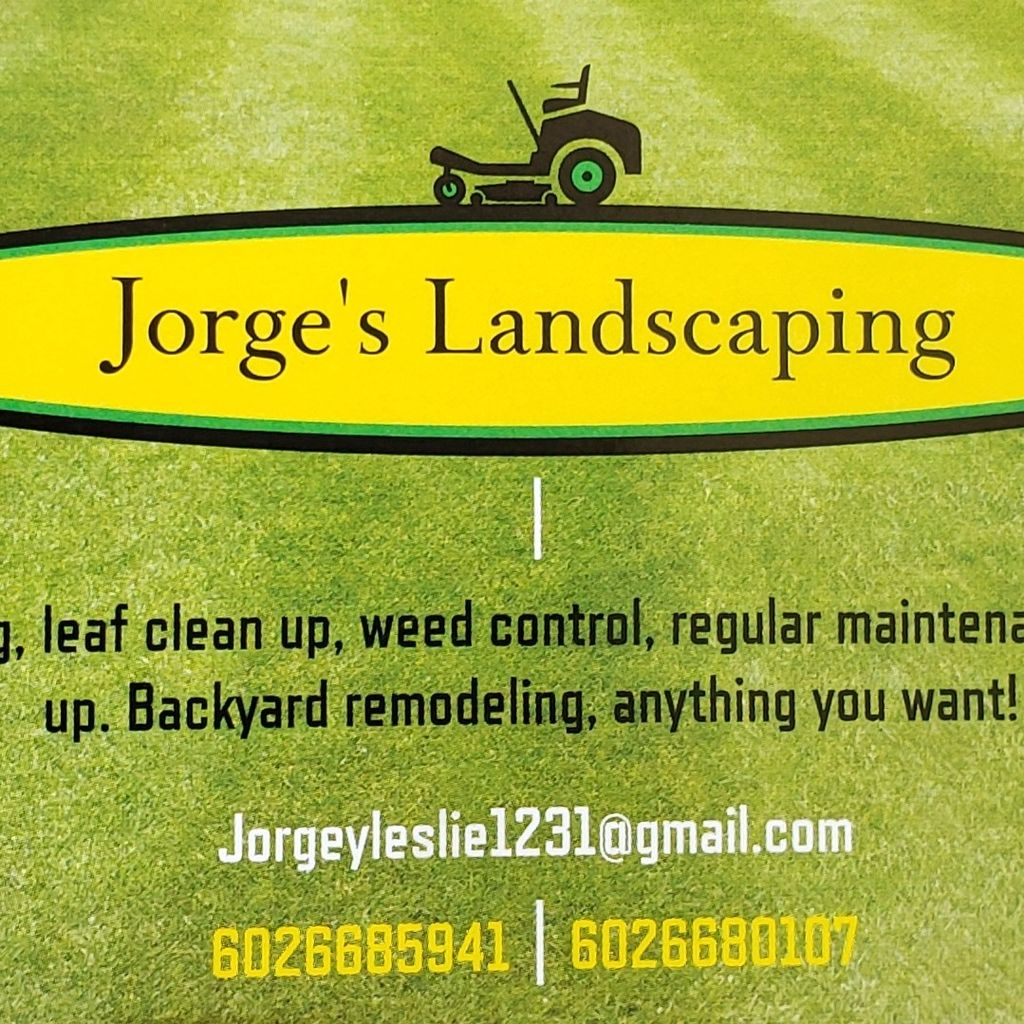 jorge's landscaping