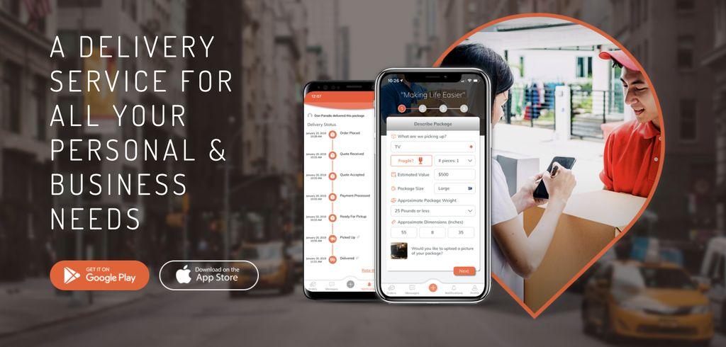 Go4er - Courier App