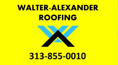 Avatar for Walter-Alexander Roofing