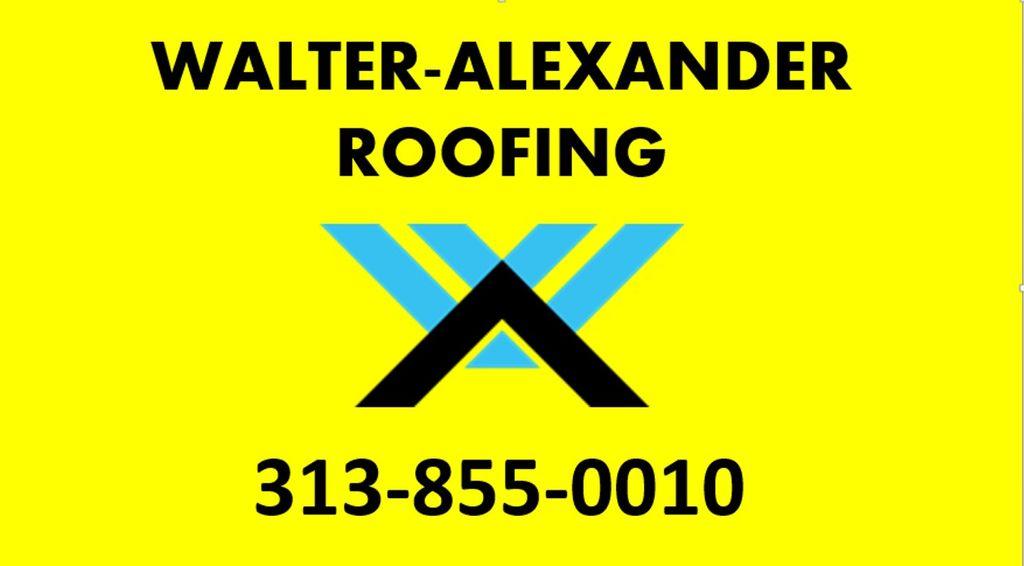 Walter-Alexander Roofing
