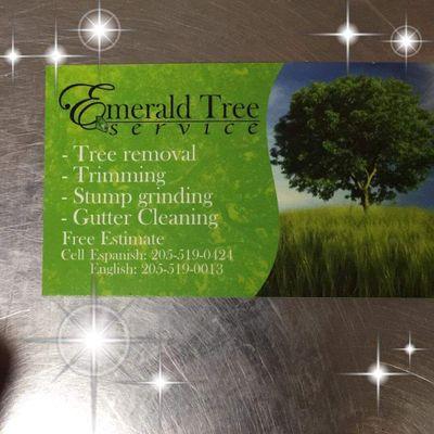 Avatar for Emerald tree service Alabaster, AL Thumbtack