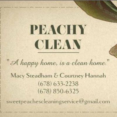Avatar for Peachy Clean