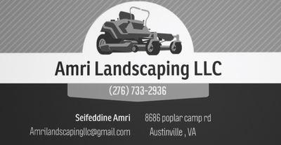 Avatar for Amri Landscaping LLC Austinville, VA Thumbtack