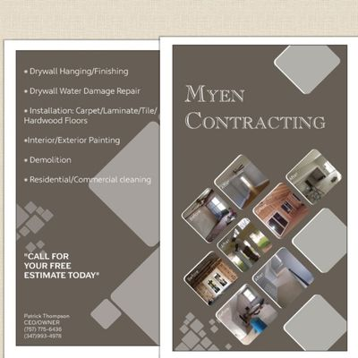 Avatar for MYEN CONTRACTING  REMODELING & CLEANING LLC