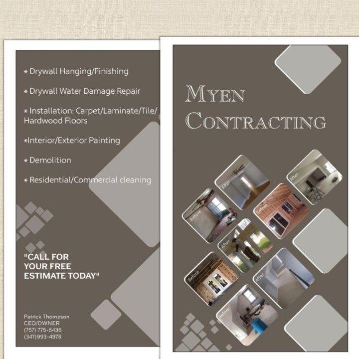 MYEN CONTRACTING & REMODELING LLC