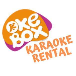 OkeBox Karaoke Rental