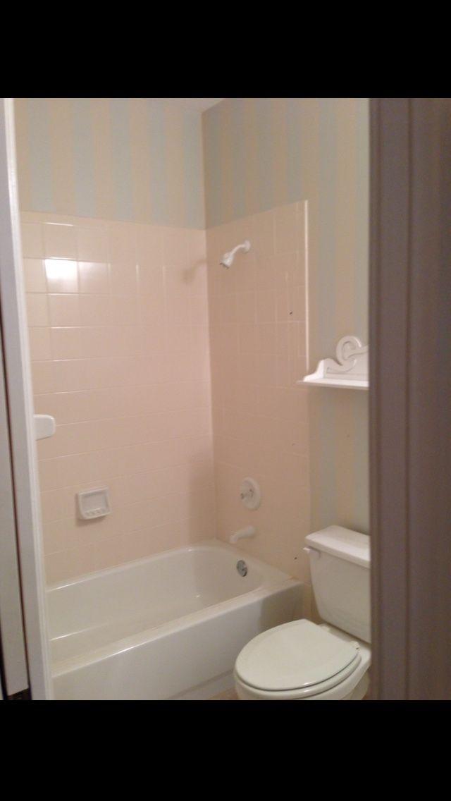Bathroom shower remodel