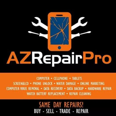 Avatar for AZRepairPro Cellphone Computer and Tablet Repair Cypress, TX Thumbtack