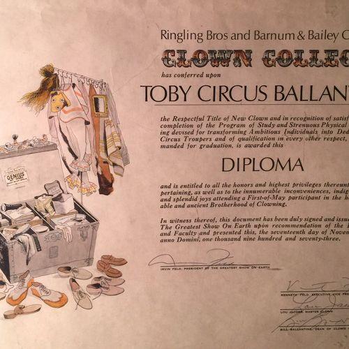 My proudest diploma
