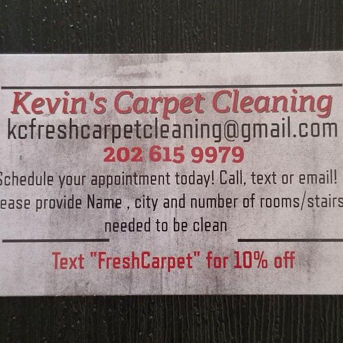 Kevin's Carpet Services