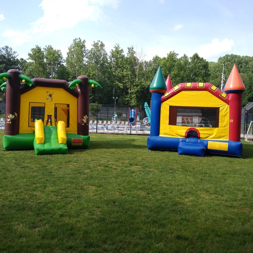 Bounce Back At Me: Your Moon Bounce Rentals.