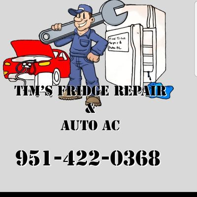 Tim's Fridge Repair and auto ac recharge Quail Valley, CA Thumbtack