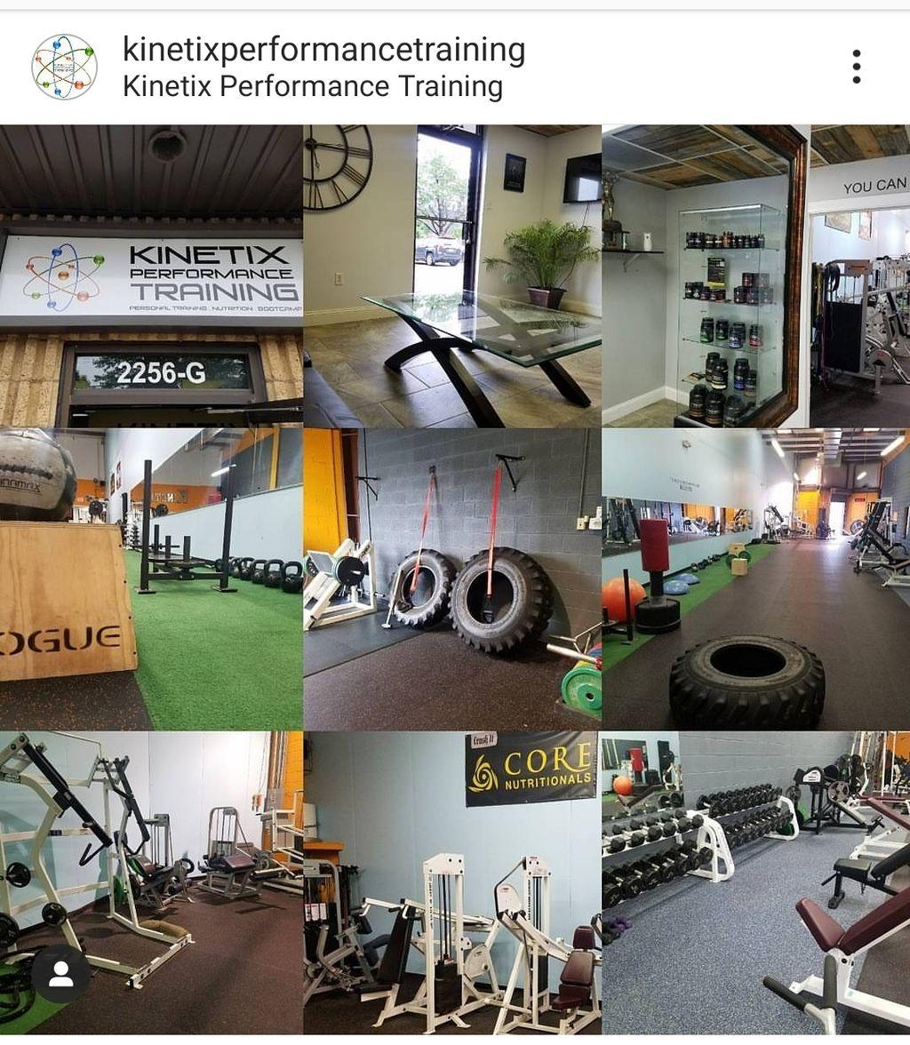 Kinetix Performance Training LLC