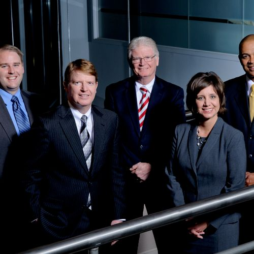 The Personal Injury Attorneys of Garrison Law Firm