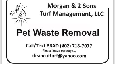 Avatar for Morgan & 2 sons turf management LLC