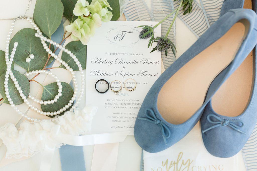 Powers-Thomas Wedding