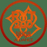 Registered Yoga Teacher through Yoga Alliance