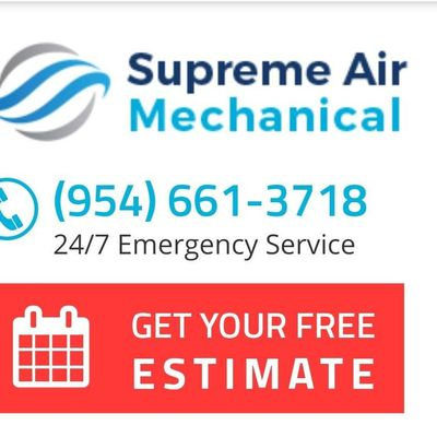 Avatar for Supreme Air Pompano Beach, FL Thumbtack