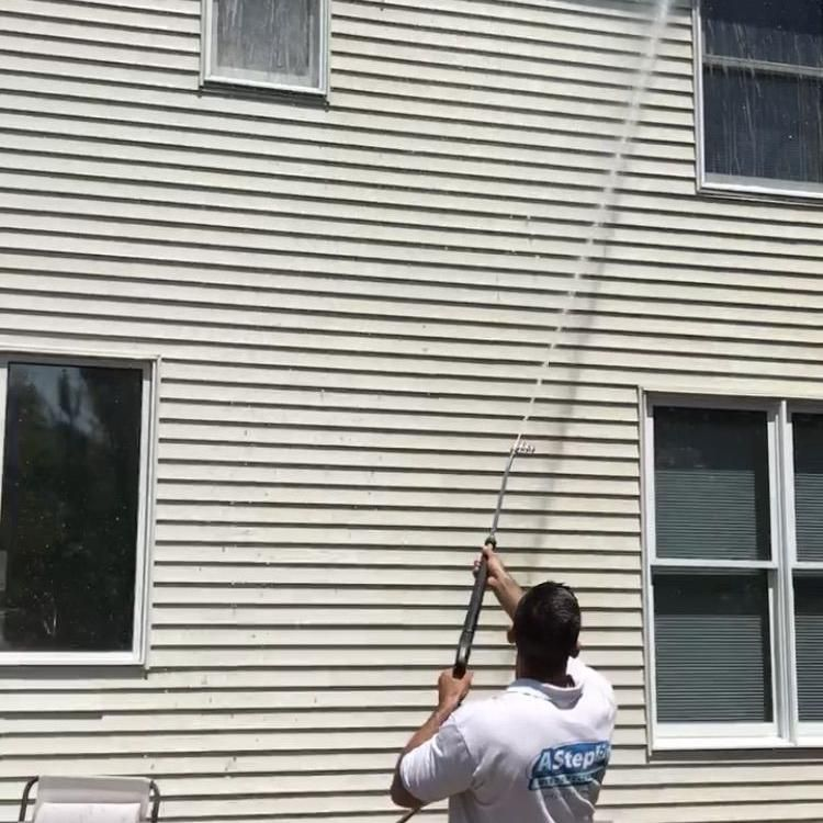 A Step Up Window Cleaning