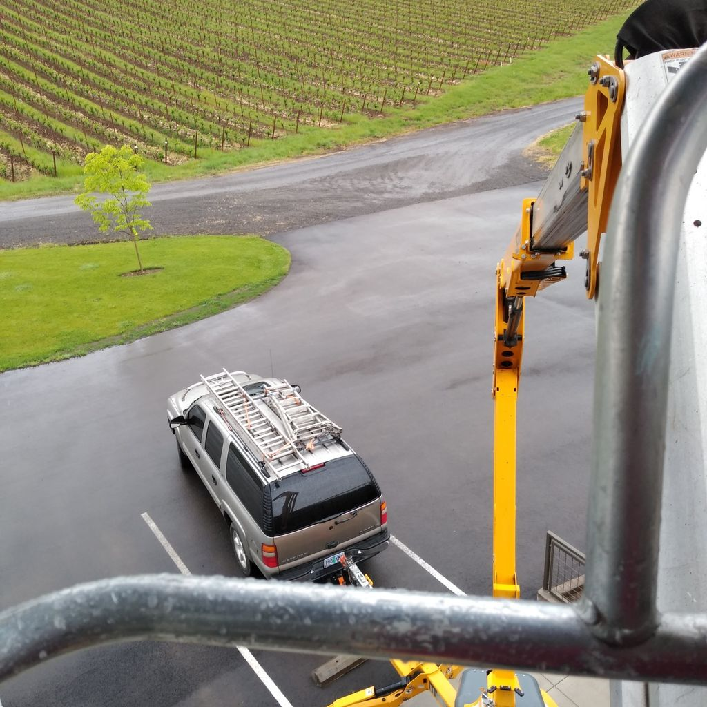 JP Home Maintenance Pressure washing