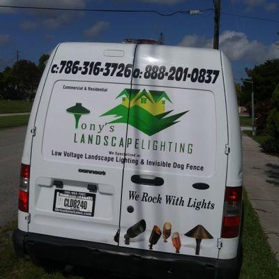 Avatar for Tonys low volts landscape lighting Miami, FL Thumbtack