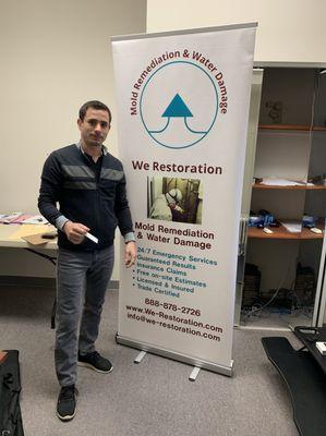 Avatar for We Restoration - Mold Remediation & Water Damage Gaithersburg, MD Thumbtack