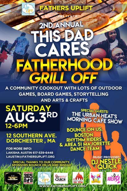 Fatherhood Grill Off