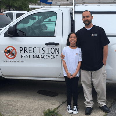 Avatar for Precision Pest Management Virginia Beach, VA Thumbtack