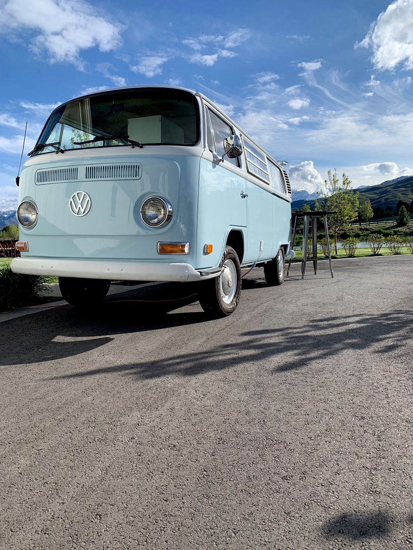 The VW Photo Bus