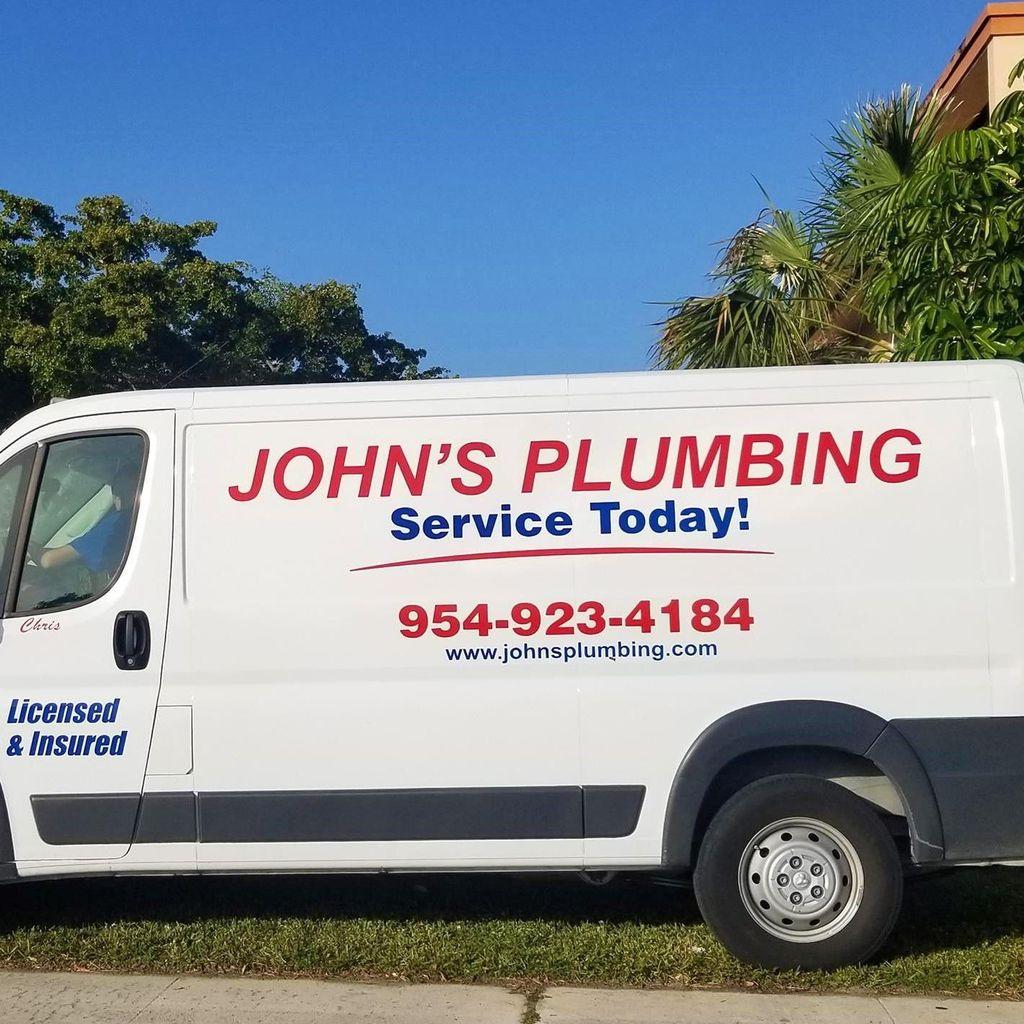 JOHNS PLUMBING