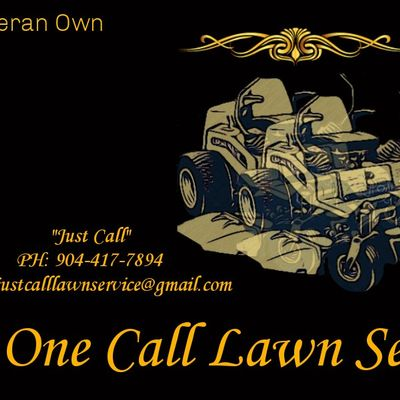 Avatar for One Call Lawn Service, LLC Jacksonville, FL Thumbtack