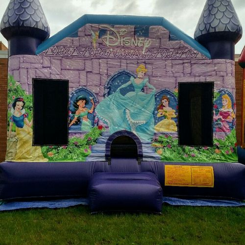 Disney Princess Bouncy House