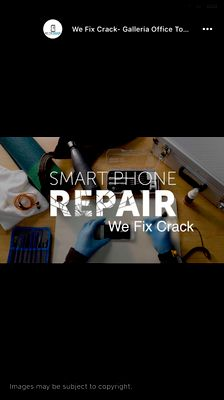Avatar for We Fix Crack
