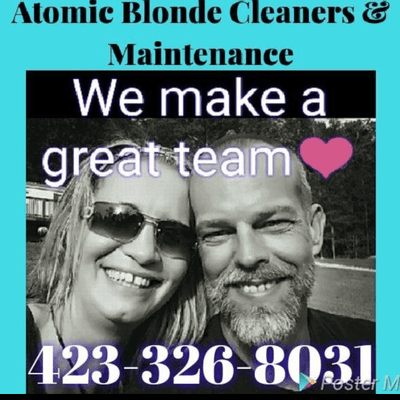 Avatar for Atomic Blonde Cleaners & Maintenance