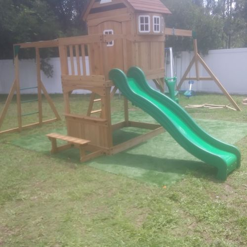 Building a playground #2