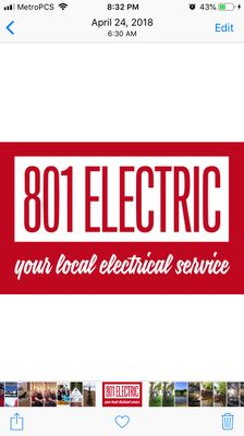 Avatar for 801 Electric