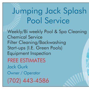 Avatar for Jumping Jack Splash Pool Service Las Vegas, NV Thumbtack