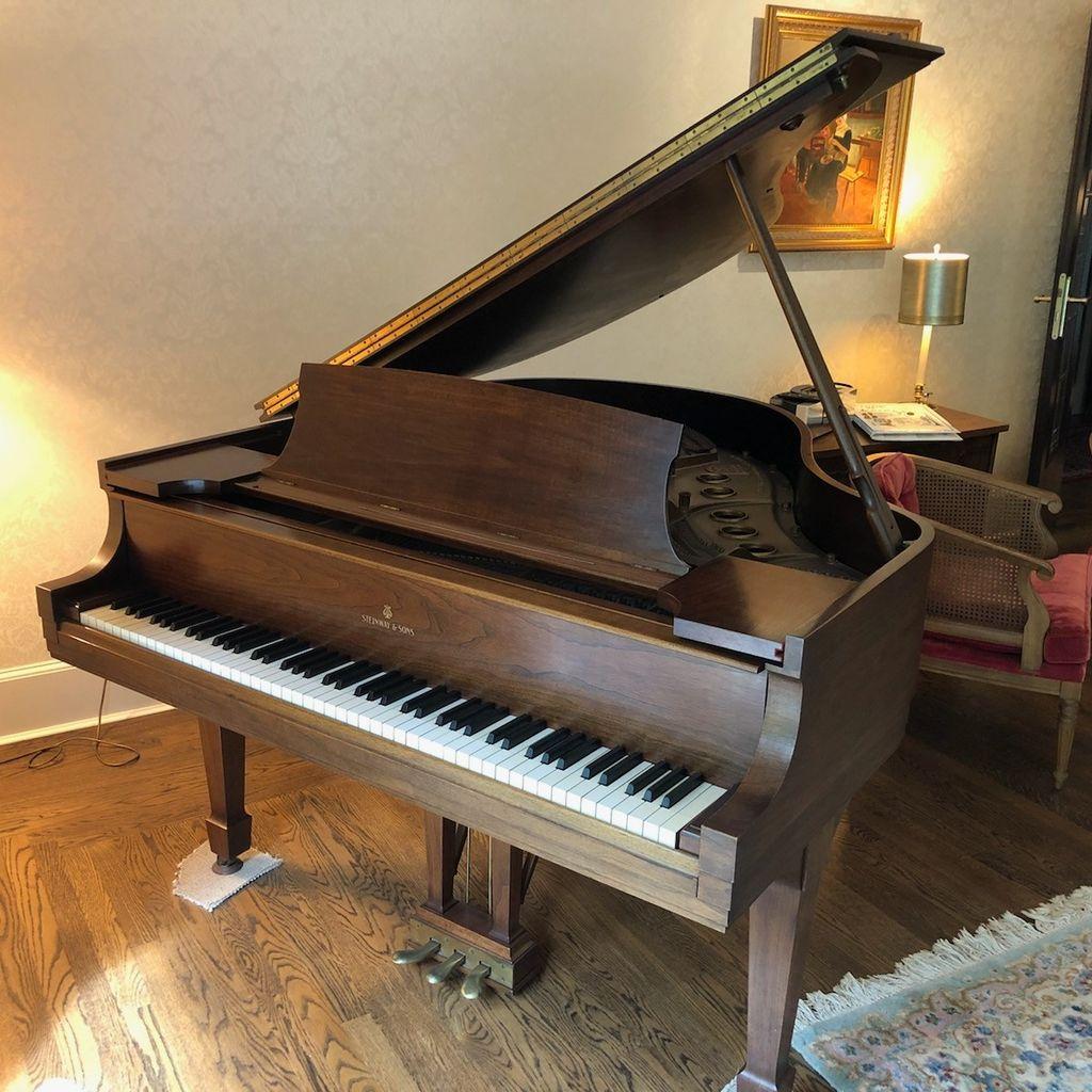 Arthur Bakopolus piano tuning