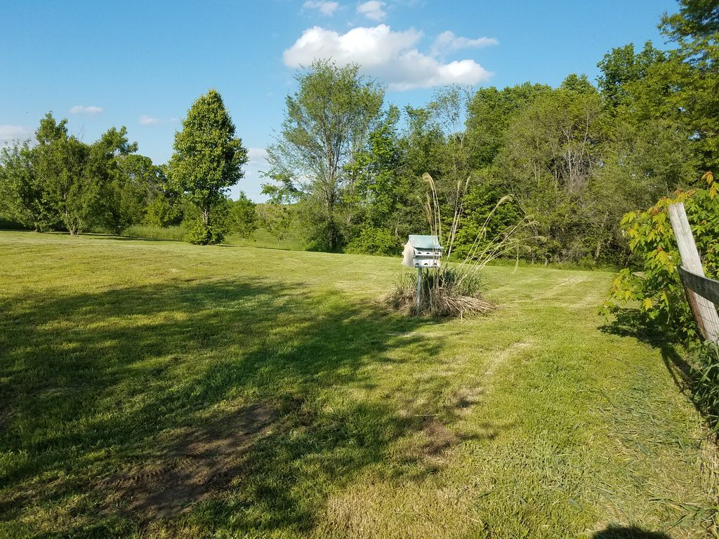Mowing of 3 acres