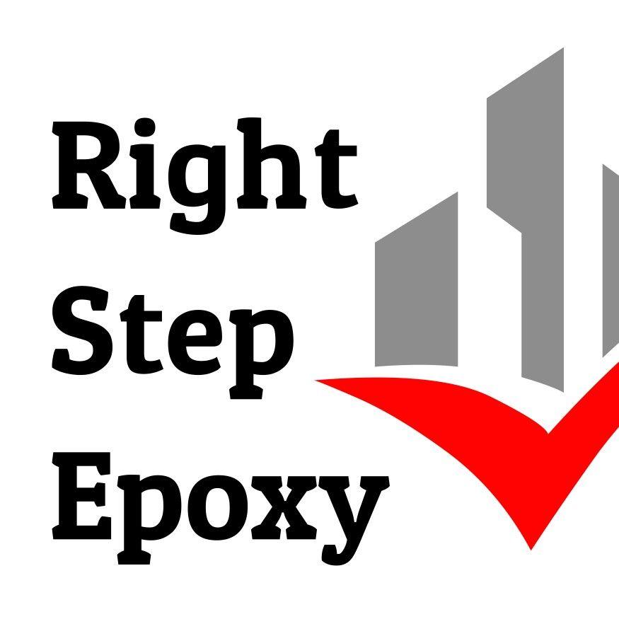 Right Step Epoxy