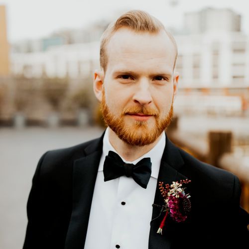 Wedding: K+M (Planning, Coordination, Design, Floral Design)